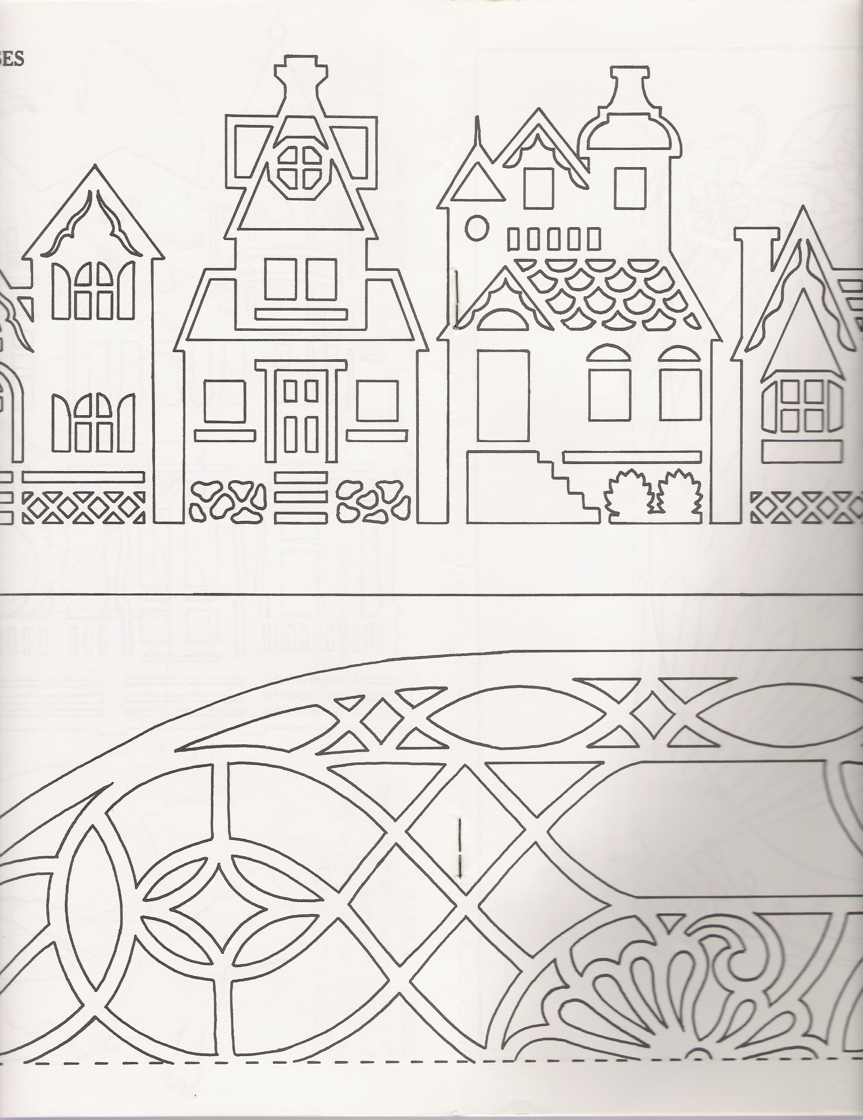 Index Of SA Galleries Back Street Designs Pattern Books 20 Victorian Country Collection